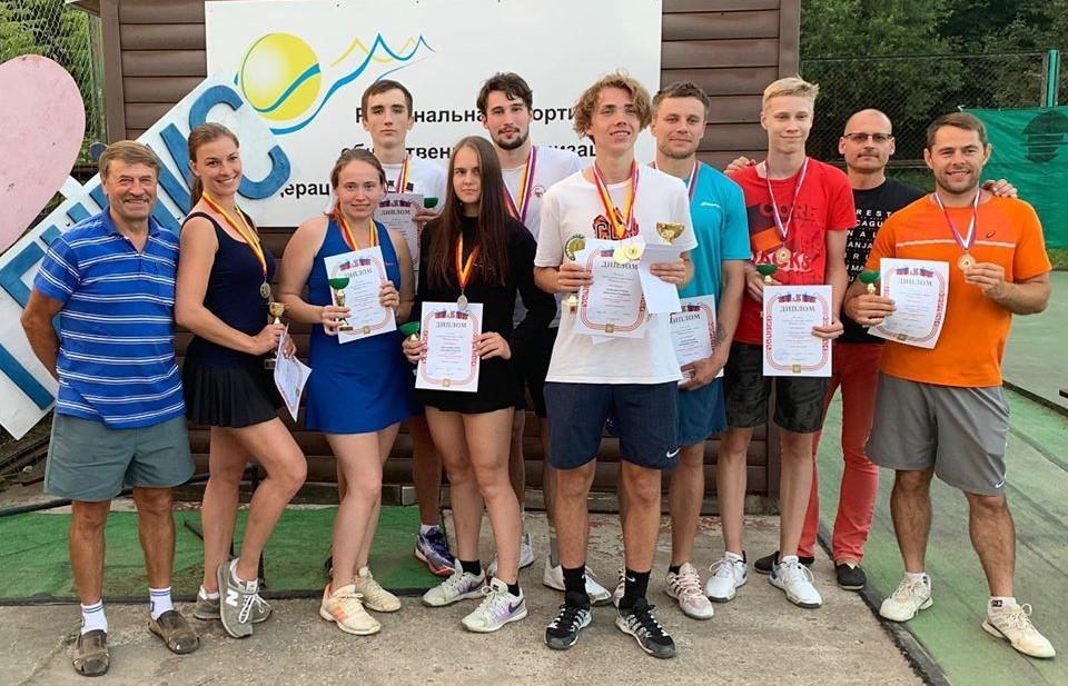 В Твери назвали лучших теннисистов области - новости Афанасий