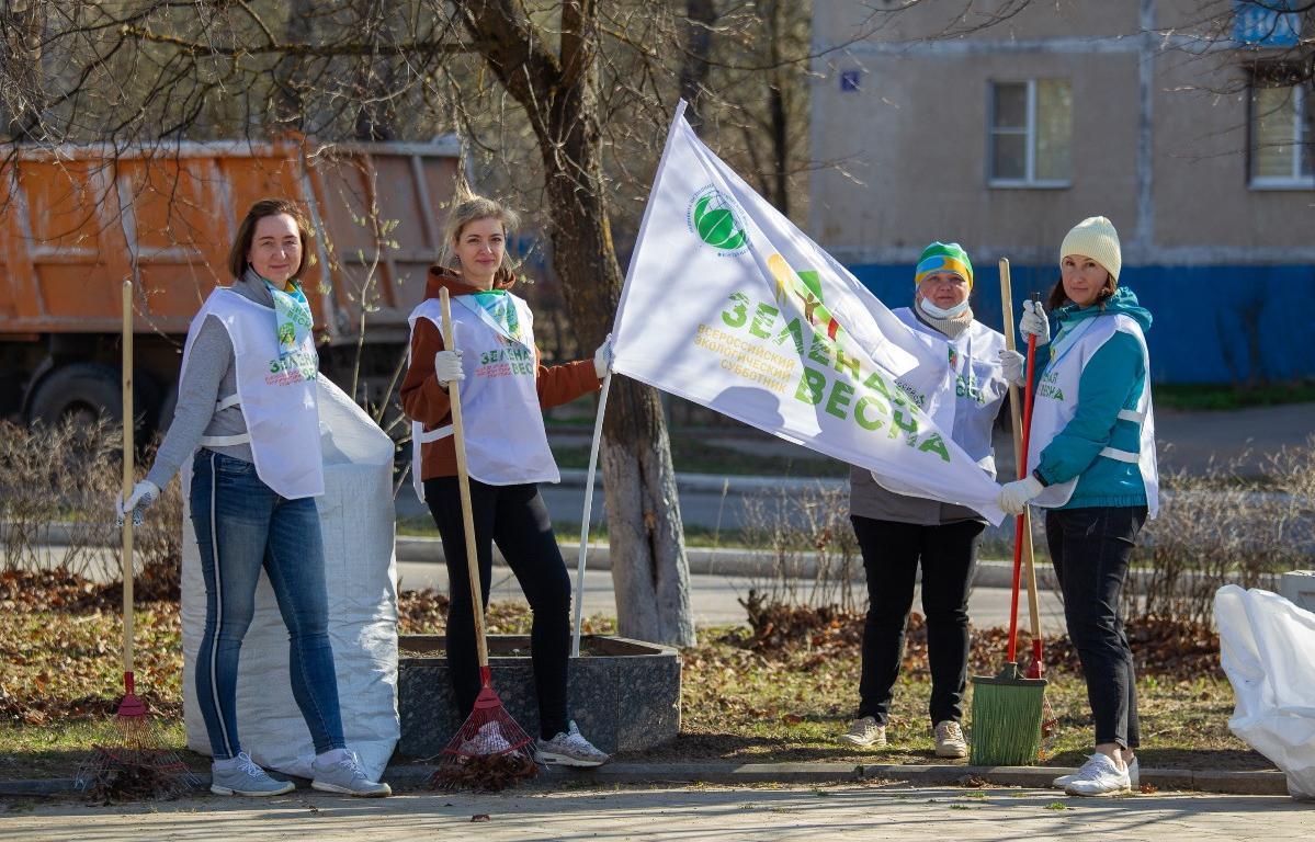 Более 1000 сотрудников Калининской АЭС приняли участие в федеральном экологическом марафоне «Зеленая весна-2021»  - новости Афанасий
