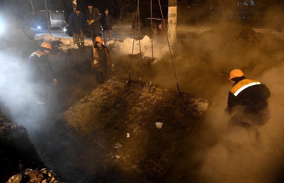 В Твери перекроют движение для ремонта теплосетей и съемок фильма - новости Афанасий