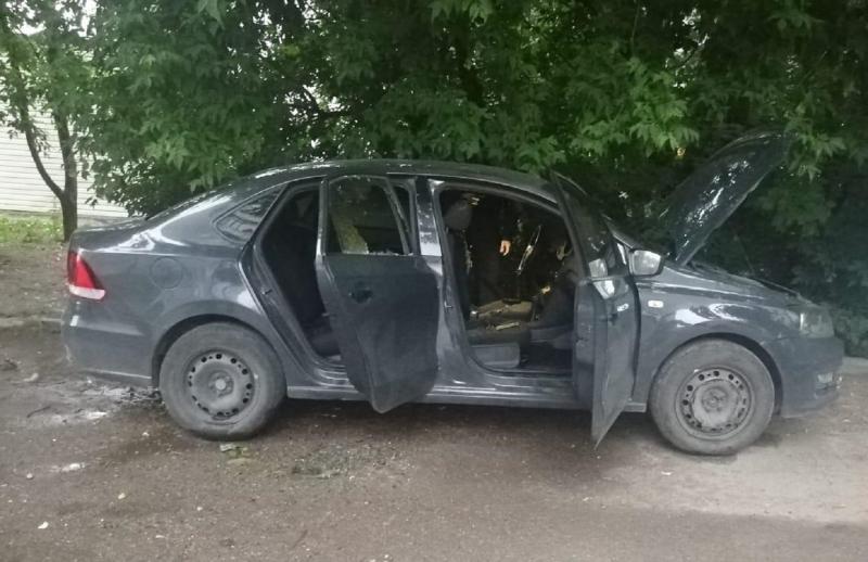 В Твери задержали рецидивиста, поджигавшего автомобили - новости Афанасий
