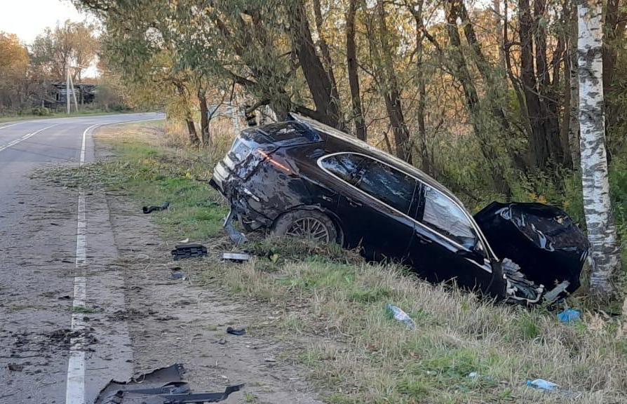 В Тверской области по вине водителя пострадал пассажир  - новости Афанасий