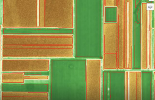 «Ростелеком» разработал новую методику автоматизированного дешифрирования и сравнения контуров пахотных земель