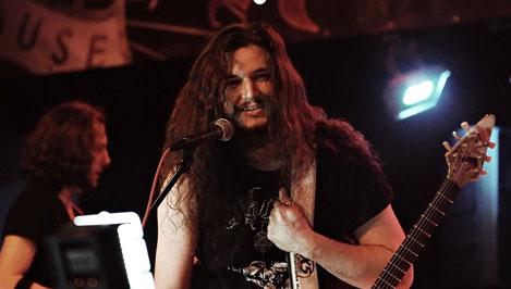 В Твери выступит трэш-метал-группа из Бразилии WOSLOM