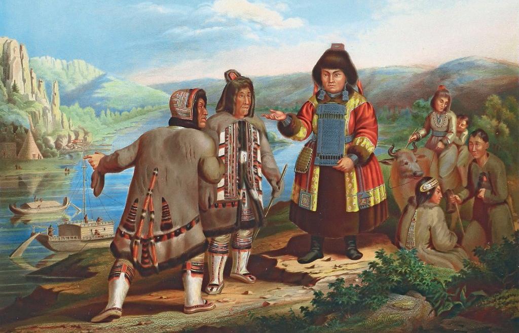 Исследователи будут изучать культурные коды Сибири и Дальнего Востока