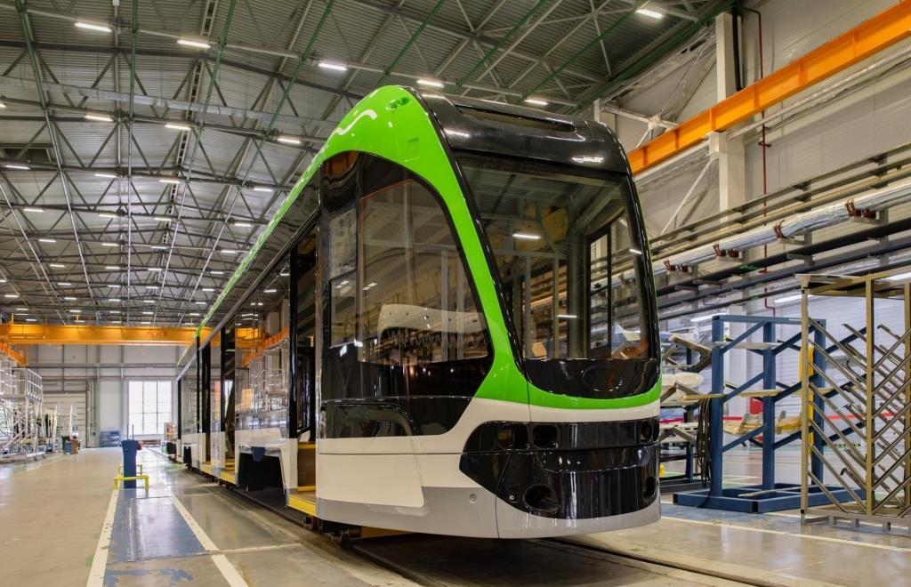В Твери собрали первый в России низкопольный трамвай для узкой колеи - новости Афанасий