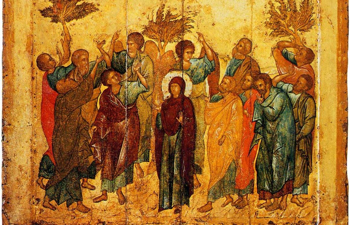В Императорском дворце расскажут о тверской школе иконописи - новости Афанасий