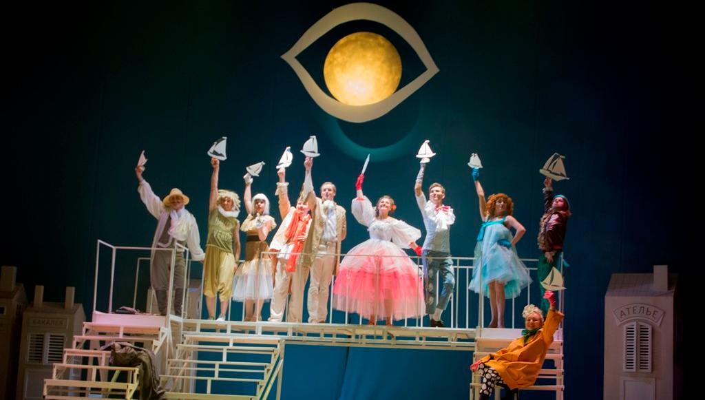 Тверской драмтеатр отправится на Всероссийский фестиваль старейших театров