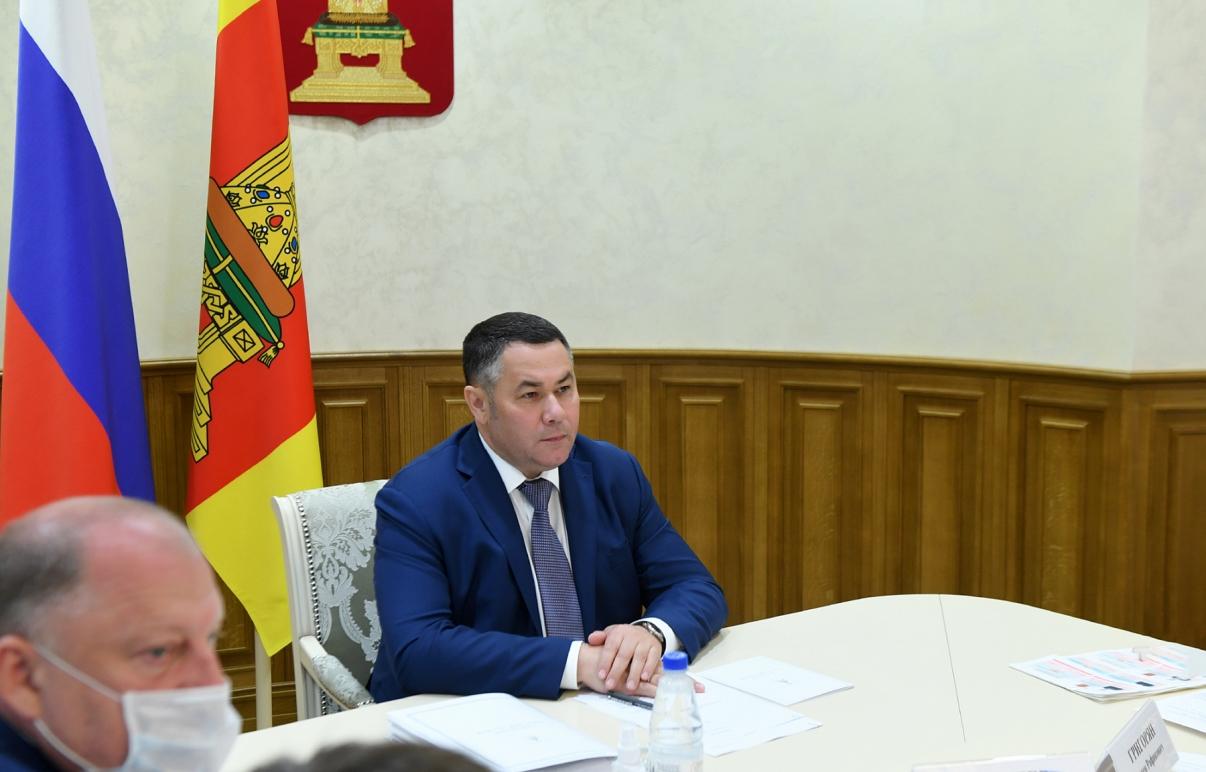 В колледжах Тверской области проведут работы по обеспечению комплексной безопасности