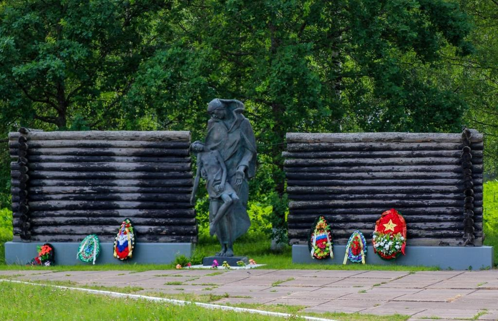 Вандалы испортили мемориал в Тверской области - новости Афанасий