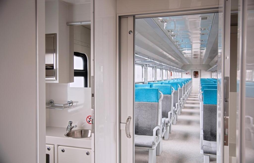 Более 100 вагонов производства Тверского вагоностроительного завода уже поставлены в Египет - новости Афанасий