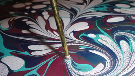 В феврале жителей Твери научат рисовать на воде и пряниках