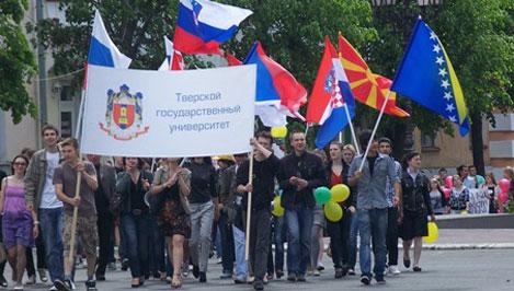 Тверские студенты устроят шествие в честь Дней славянской письменности и культуры