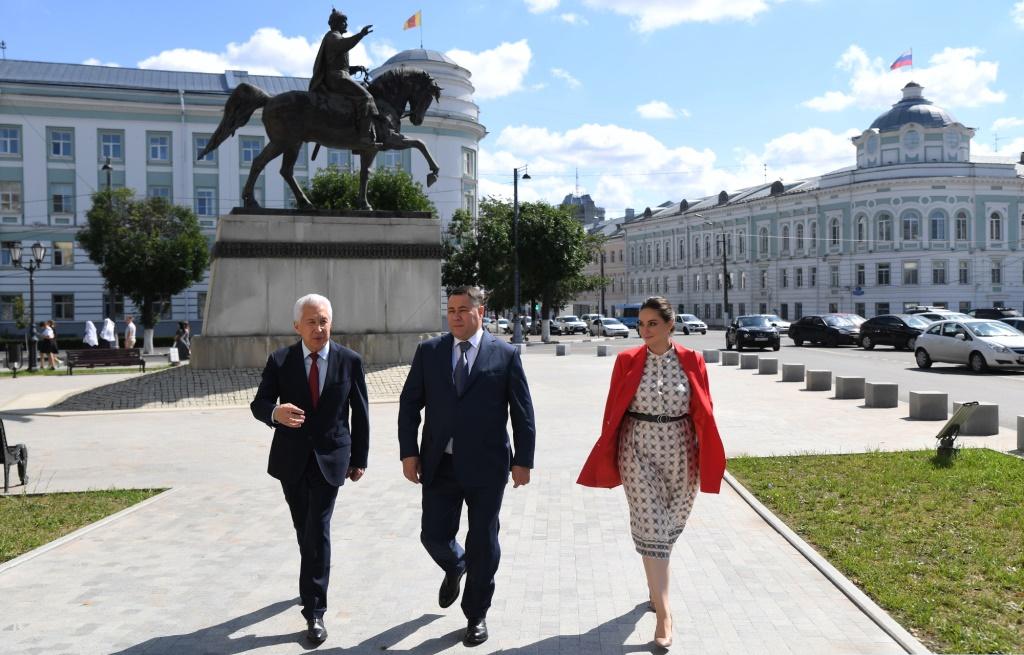 Ключ к будущему Тверской области - новости Афанасий
