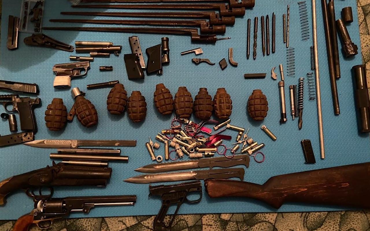 ФСБ ликвидировала сеть мастерских подпольных оружейников - новости Афанасий