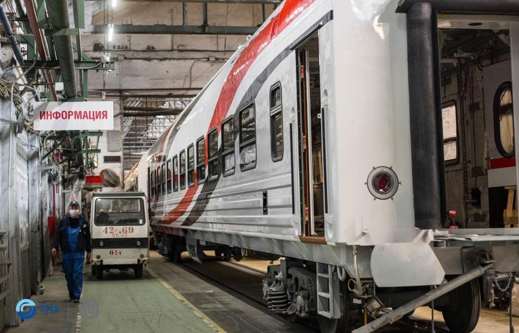 Порядка тысячи предприятий по всей России работают по заказам Тверского вагоностроительного завода  - новости Афанасий