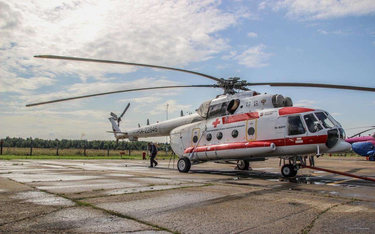 Из бюджета Тверской области выделят 88 млн рублей на санавиацию