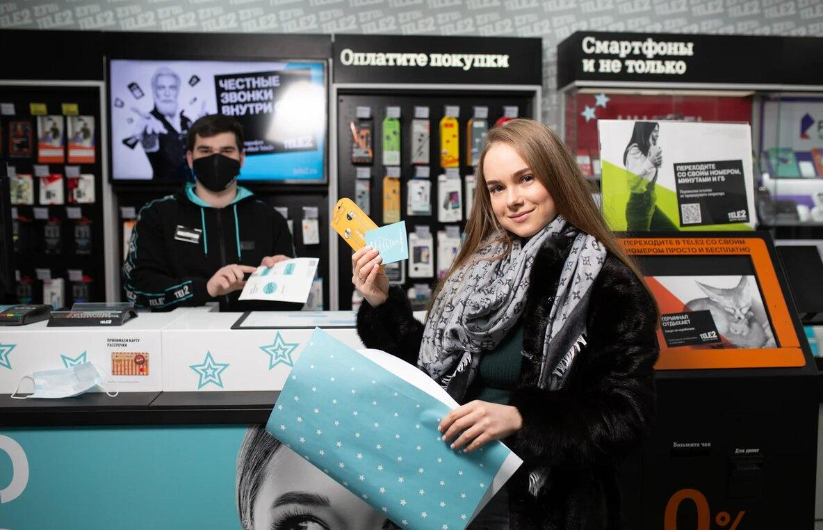 В Твери на пешеходной улице открылась digital-кофейня Tele2 - новости Афанасий