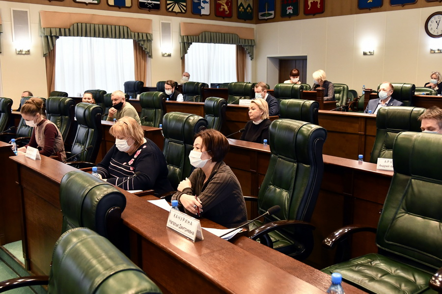 Состоялось заседание комитета по государственному устройству и местному самоуправлению - новости Афанасий