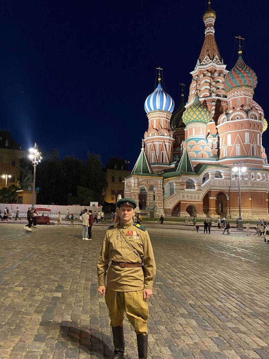 В киноисторию о советских разведчиках попал реконструктор из Тверской области