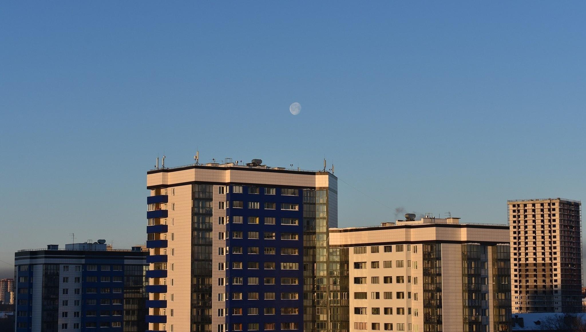 В России обсуждают возможность снижения средней ставки по ипотеке до 6,9% - новости Афанасий