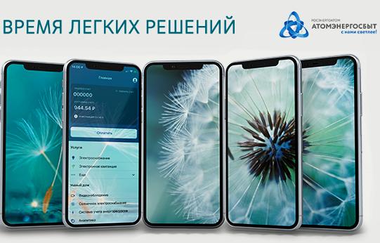 С мобильным приложением «АтомЭнергоСбыт» удобнее оплачивать услуги энергоснабжения - новости Афанасий