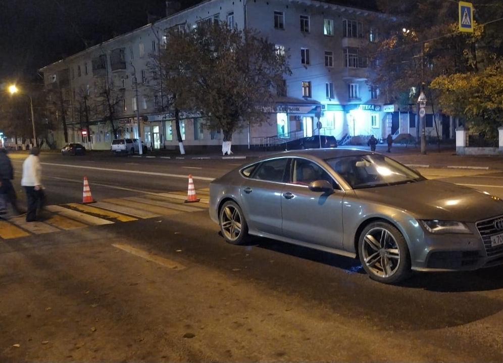 В Твери на пешеходном переходе сбили женщину - новости Афанасий