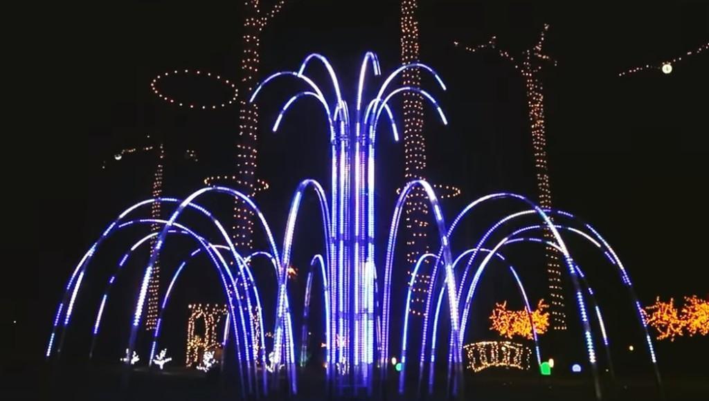 В Бежецке к Новому году установят светодиодный фонтан - новости Афанасий