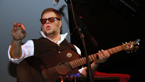 Борис Гребенщиков и группа «Аквариум» выступят в Твери с юбилейным концертом