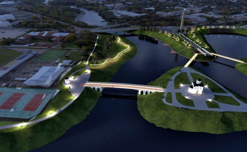 В Твери выбирают название для нового пешеходного моста