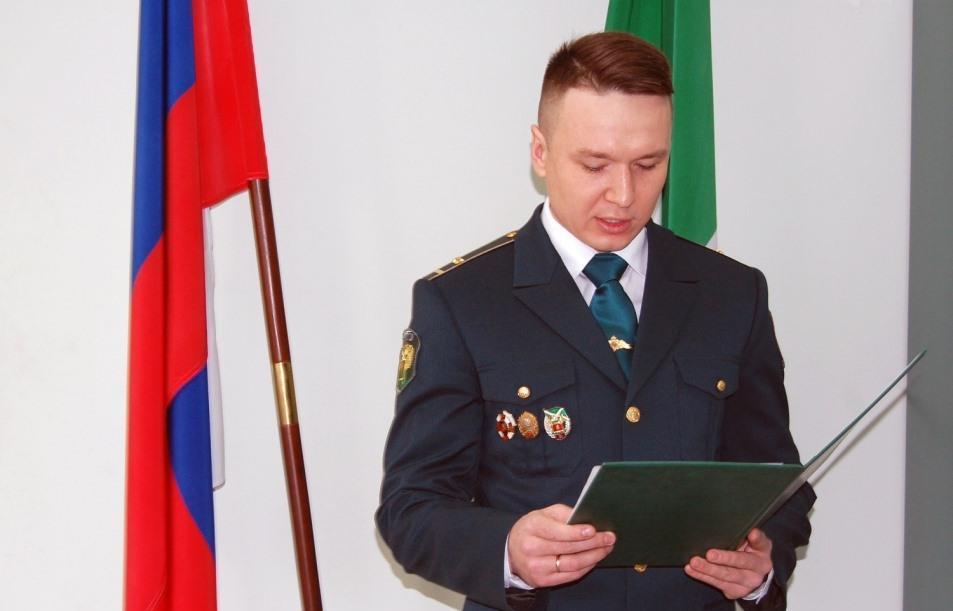 Таможенники Тверской области приняли присягу