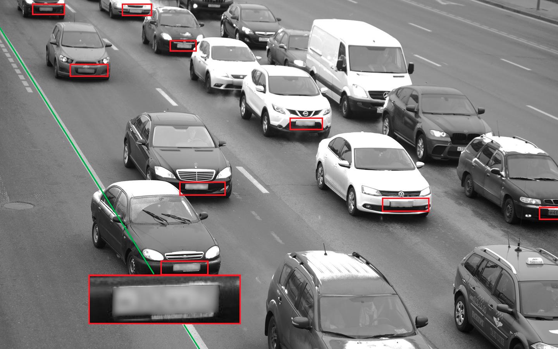 Недобросовестные водители придумали, как обмануть дорожные камеры
