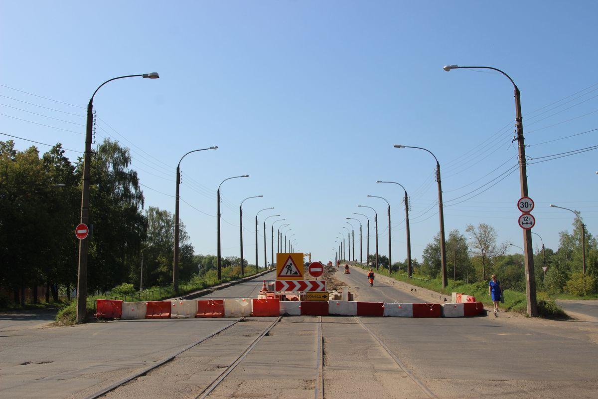 «Крупский мост» в Твери будут открывать поэтапно - новости Афанасий