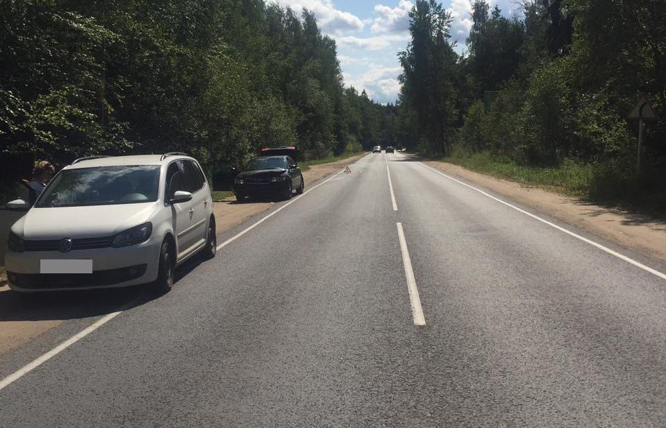 В Тверской области пожилой водитель потерял за рулем сознание и спровоцировал ДТП