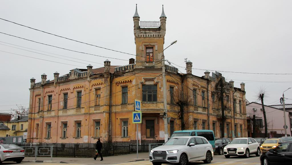 В Твери отреставрируют одно из самых красивых зданий города - «Ласточкино гнездо»