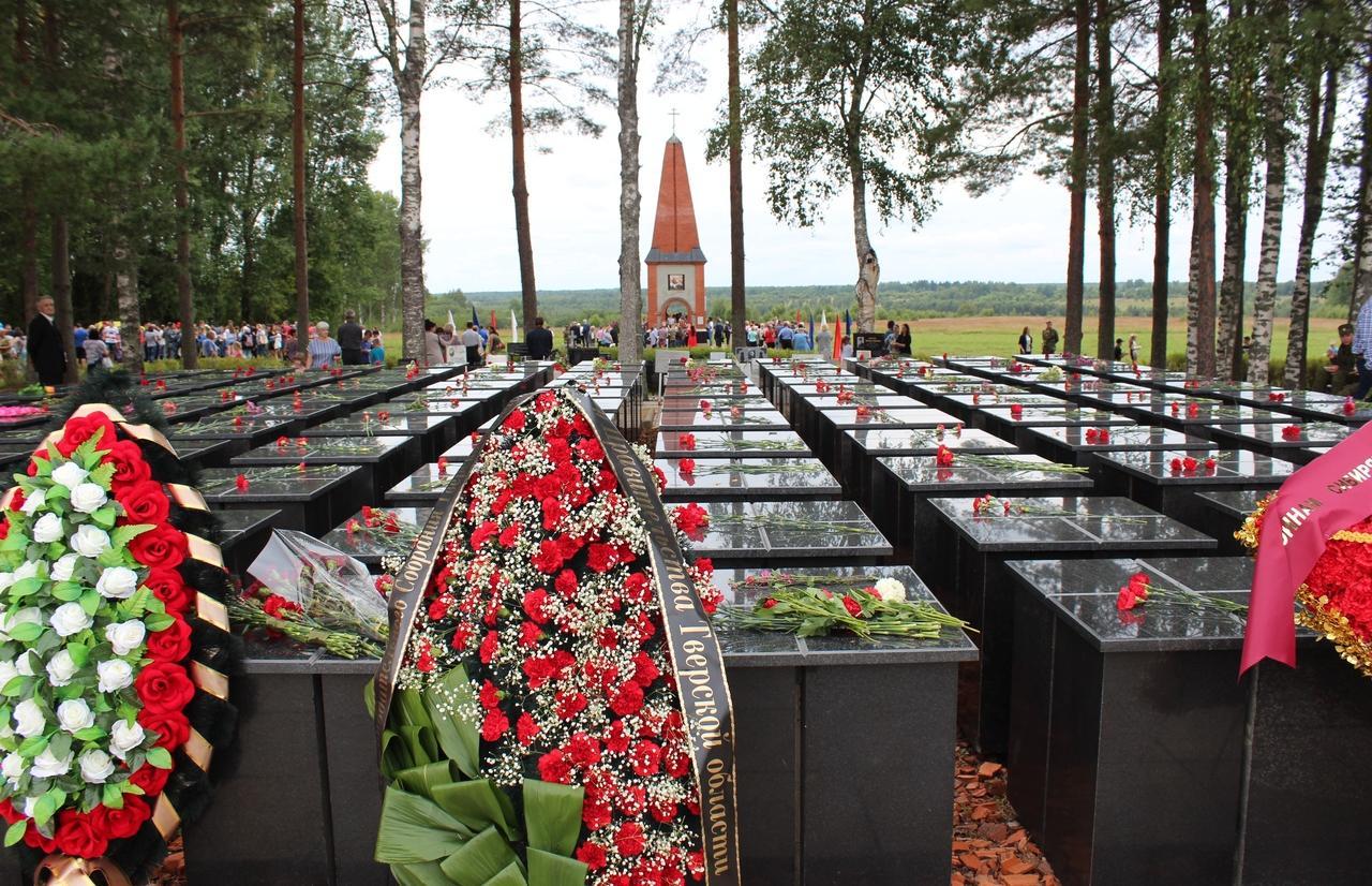 В Тверской области ставят на кадастровый учет памятники воинам, павшим в годы Великой Отечественной войны - новости Афанасий