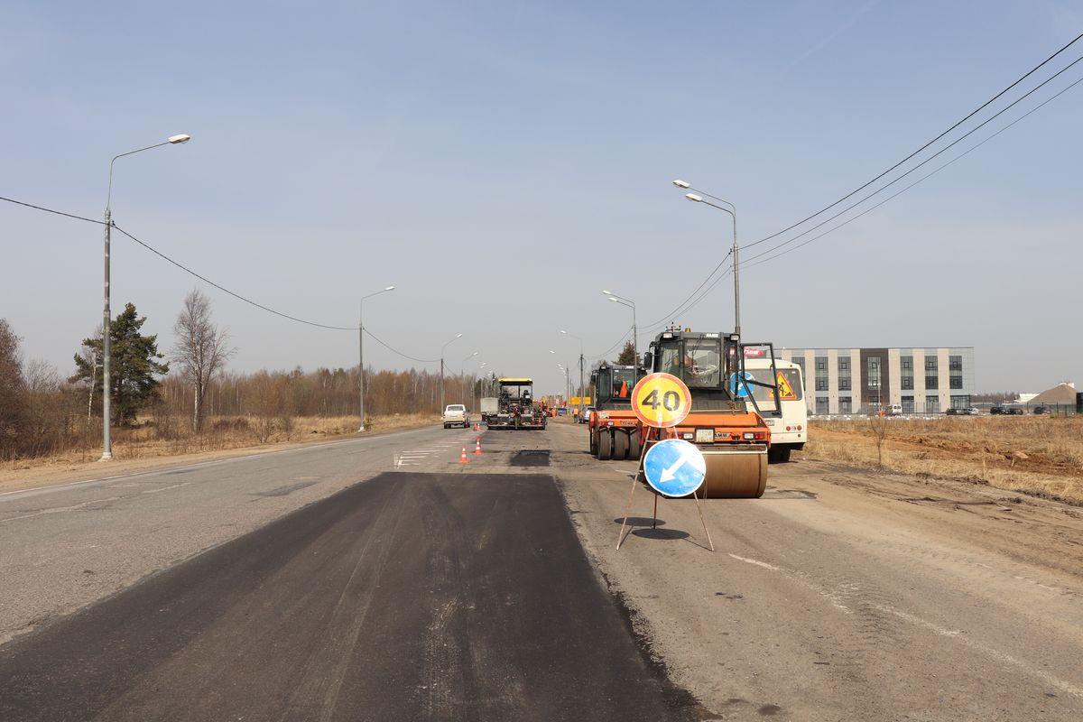 На дорогах Тверской области начались летние ремонтные работы - новости Афанасий