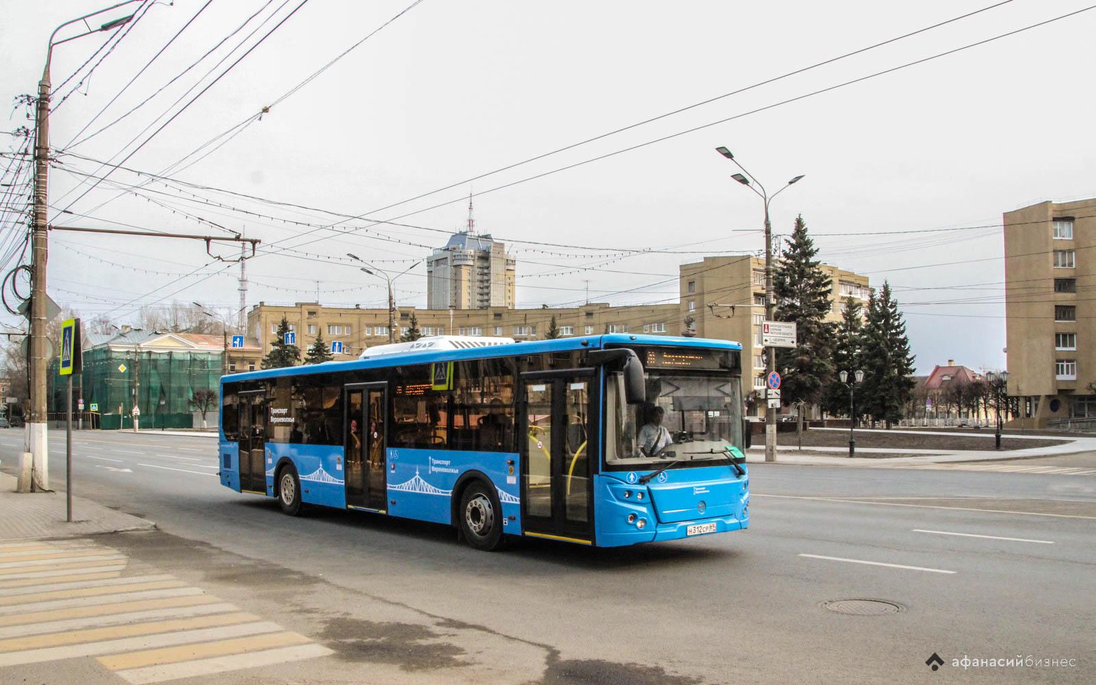 Со вторника на смену троллейбусу в Твери выйдут автобусы - новости Афанасий
