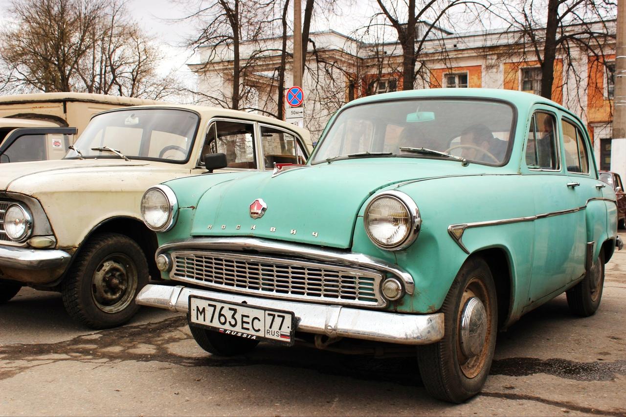 Тверской клуб ретроавтомобилей закроет сезон выставкой и автопробегом - новости Афанасий