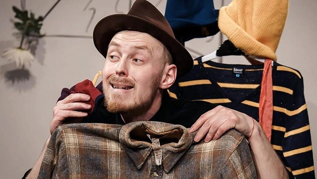 В Тверском ТЮЗе состоится премьера моноспектакля «Умеешь ли ты свистеть, Йоханна?» - новости Афанасий