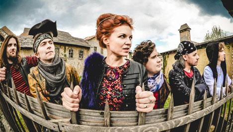 В Твери с юбилейным концертом выступит фолк-группа «Мельница»