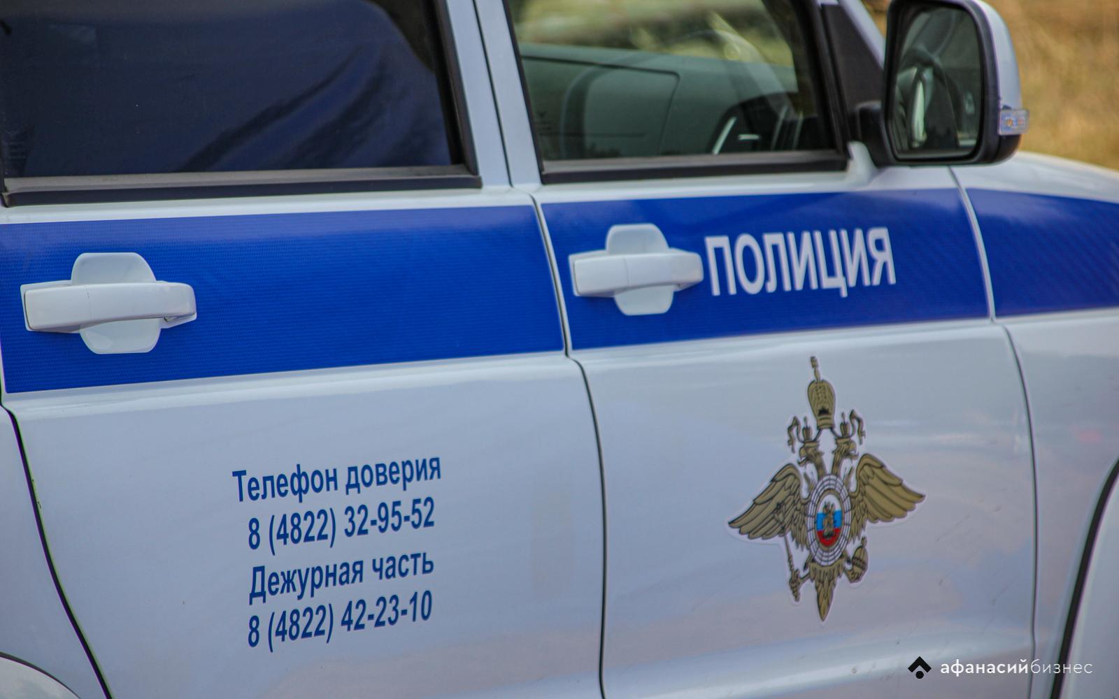 В Тверской области две девушки попались на краже телефона