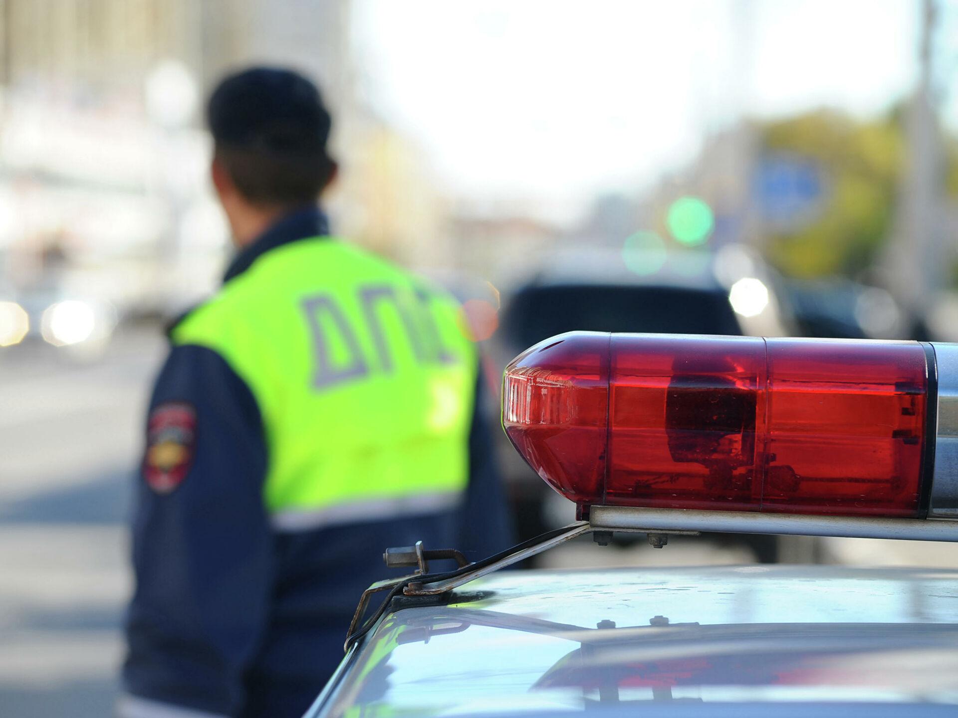 Пьяного пешехода сбили в Тверской области
