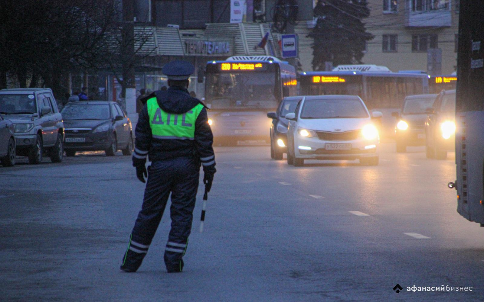 На дорогах Твери и Тверской области начался «Контроль трезвости»