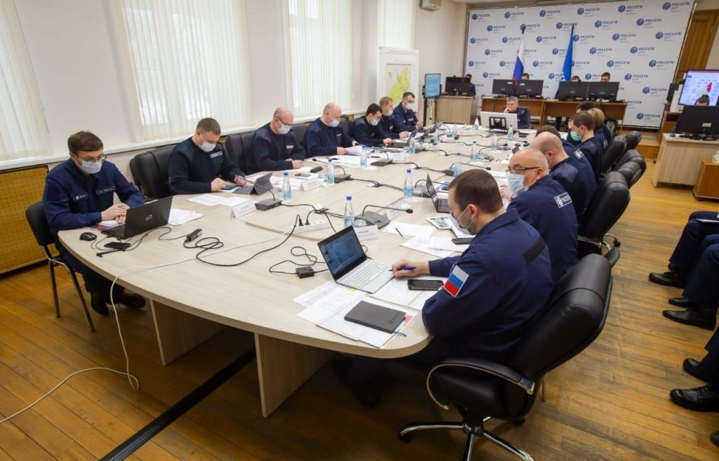 Игорь Маковский провел Штаб в Твери по повышению надёжности электросетевого комплекса региона - новости Афанасий