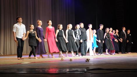 Делегаты из Твери стали лауреатами фестиваля «Российская студенческая весна»