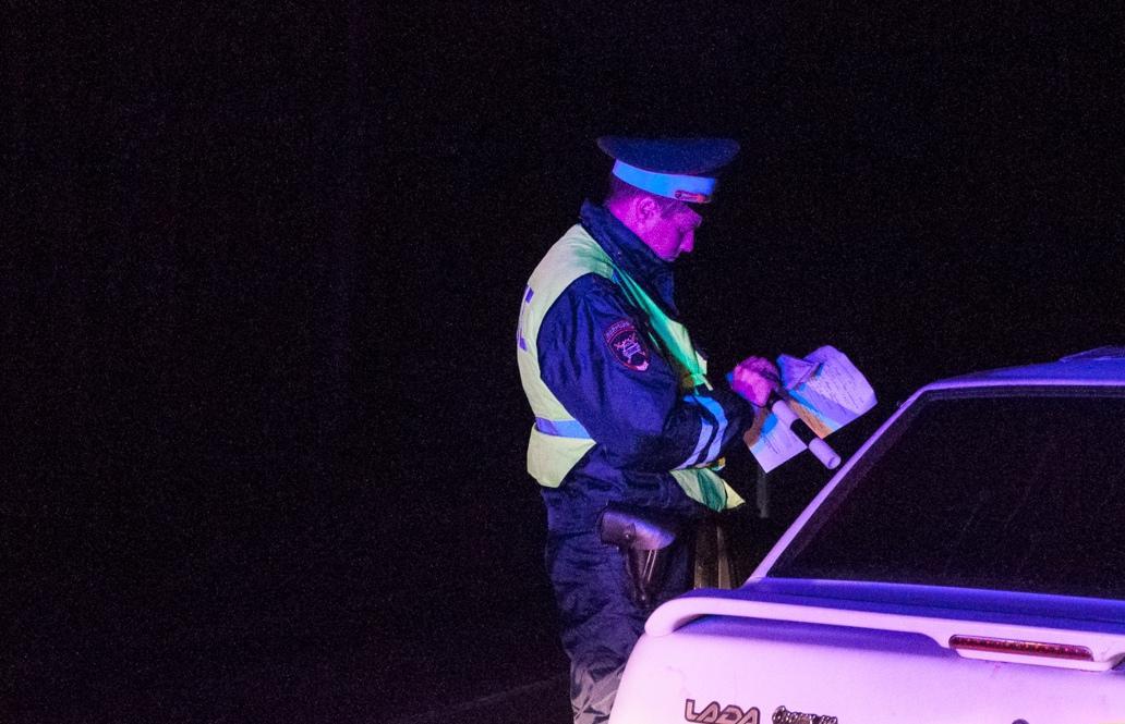 В Тверской области полицейские задержали пытавшегося убежать от них угонщика - новости Афанасий