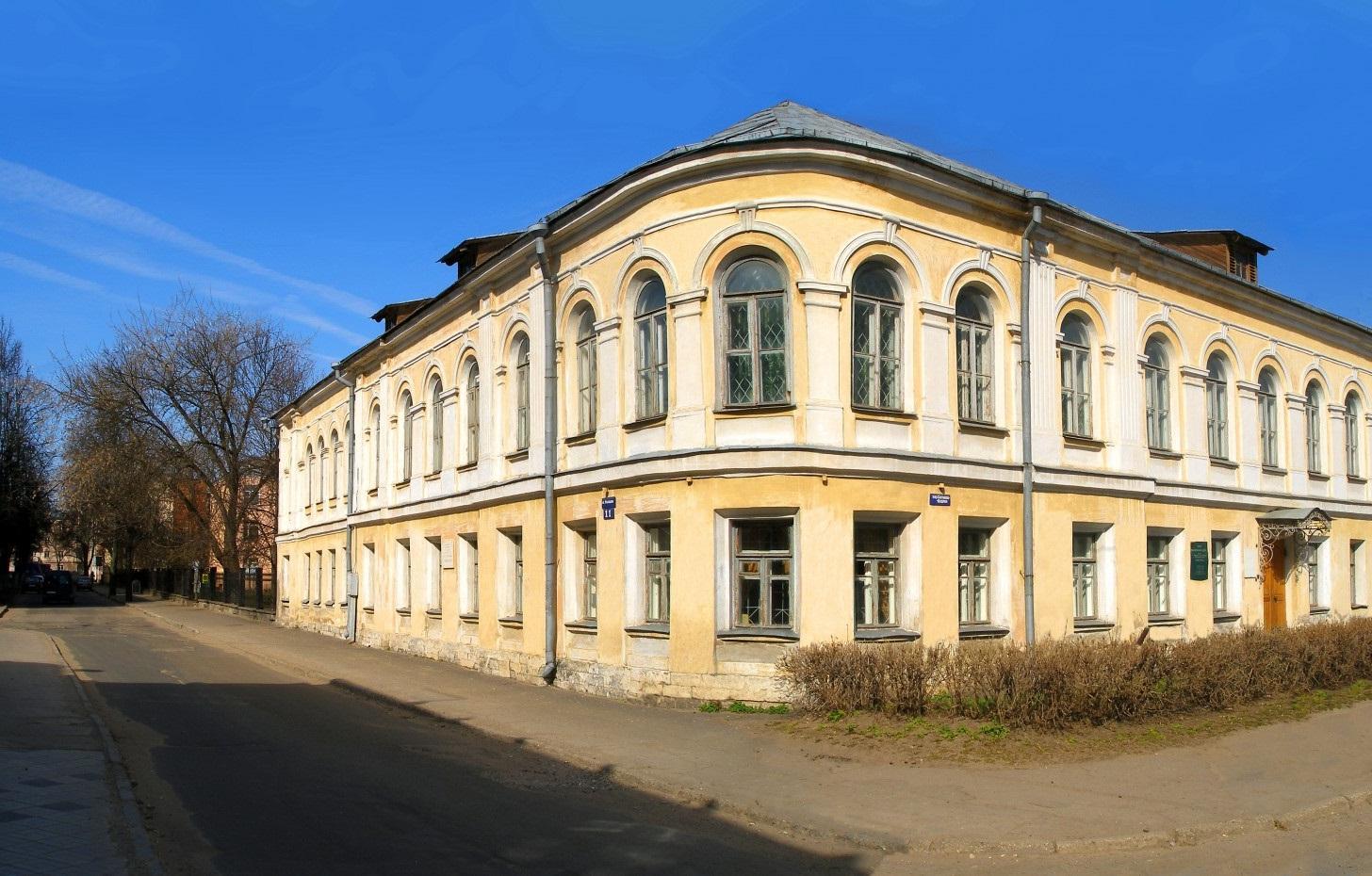 Объявлен аукцион на реставрацию усадьбы Салтыкова-Щедрина в Твери - новости Афанасий