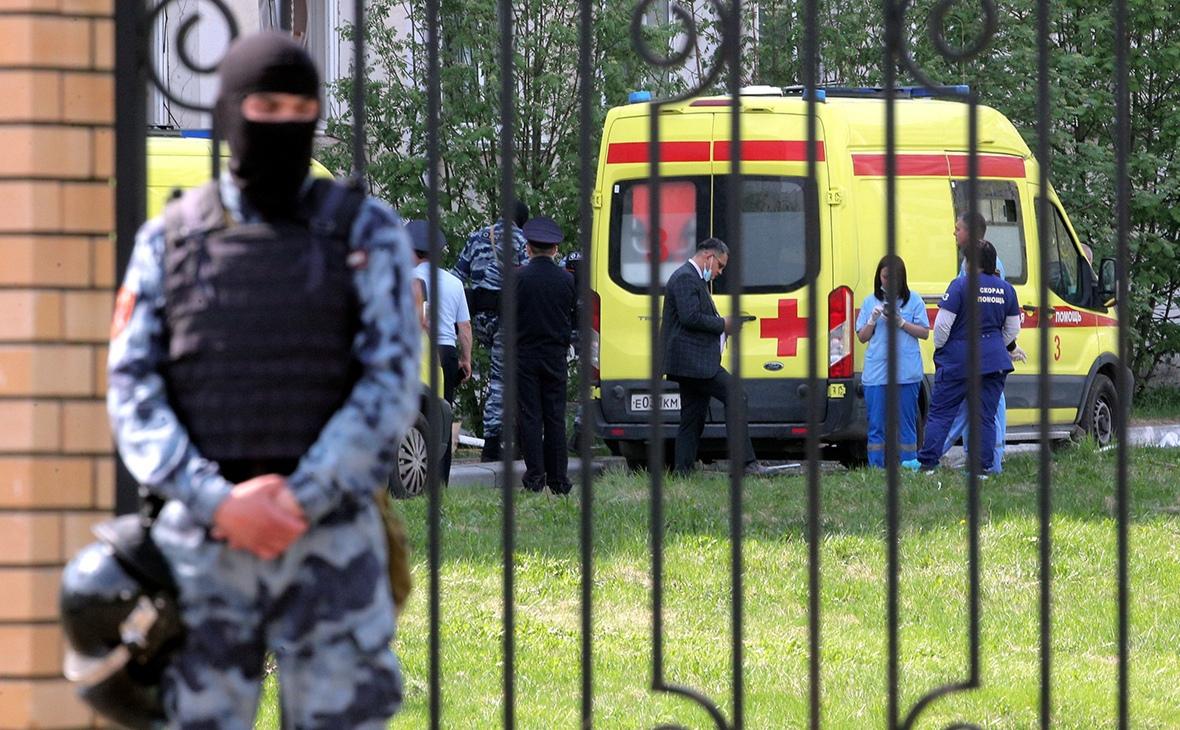В России усиливают меры безопасности в школах, колледжах и детских садах
