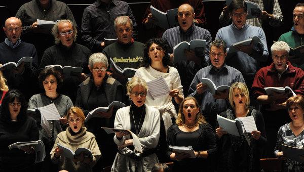 В Твери завершается областной фестиваль народных хоров