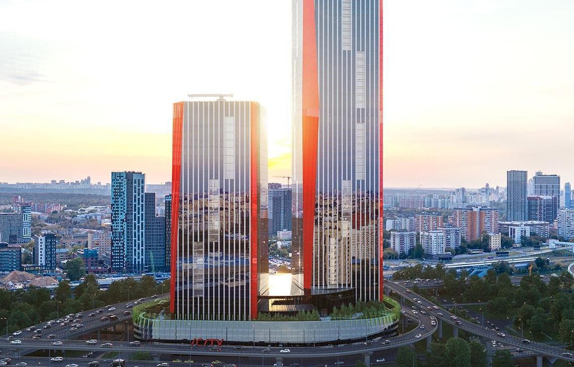 Группа ВТБ вошла в проект цифрового небоскреба iCITY MR Group - новости Афанасий